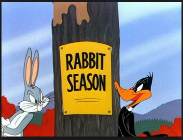 bugs bunny rabbit  season