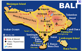 picture bali map